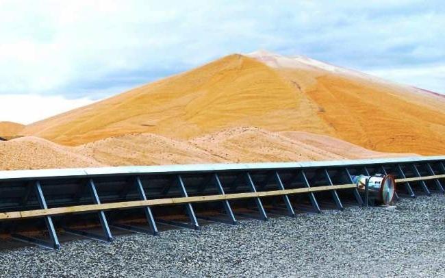 Хранение кукурузы в элеваторах цепной транспортер скребковый
