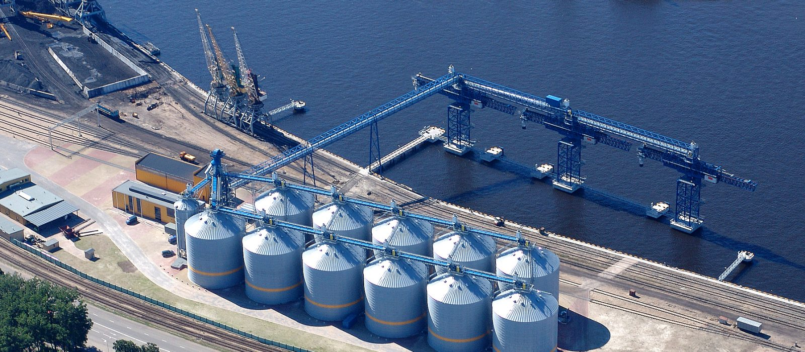 Элеваторы портовые фото назначение область применения ленточных конвейеров